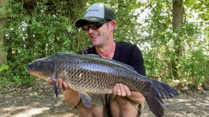 Carp Fishing Chigbourgh