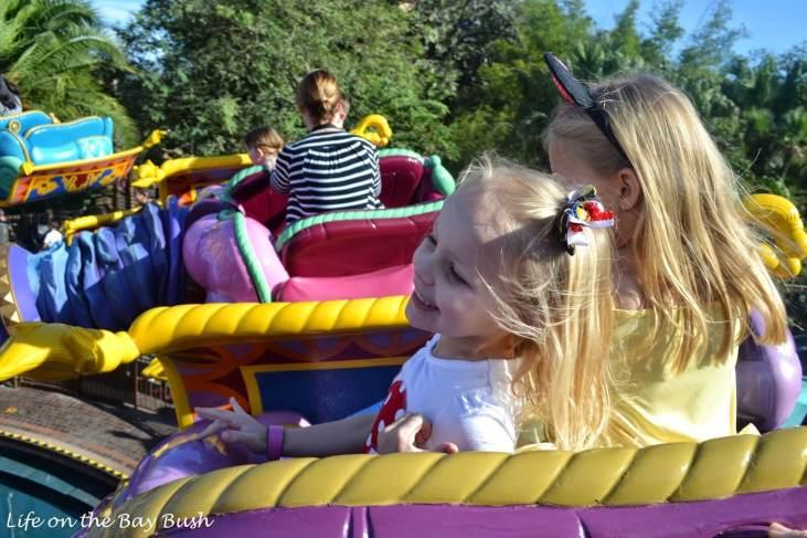 Disney's Magic Kingdom Day