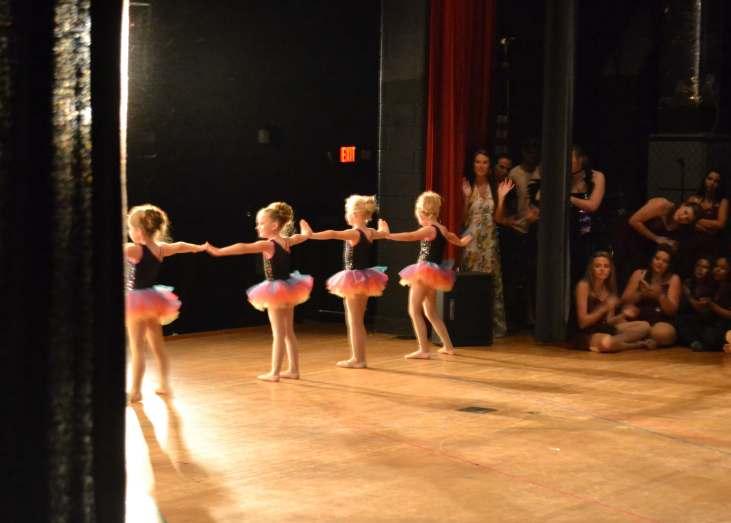 Avery's First Dance Recital