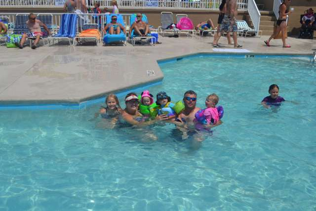 Swimming Pool Myrtle Beach Travel Park
