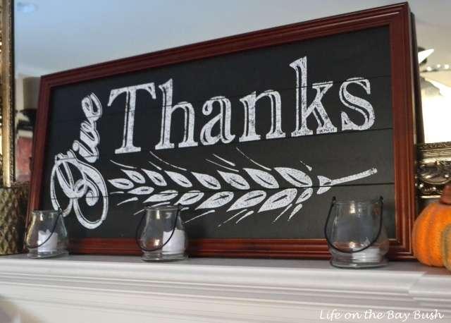thanksgiving-mantel-decorating-ideas