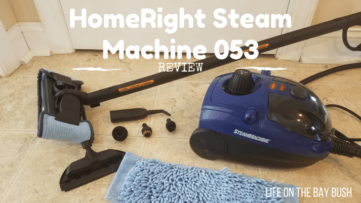 HomeRight Steam Machine 053