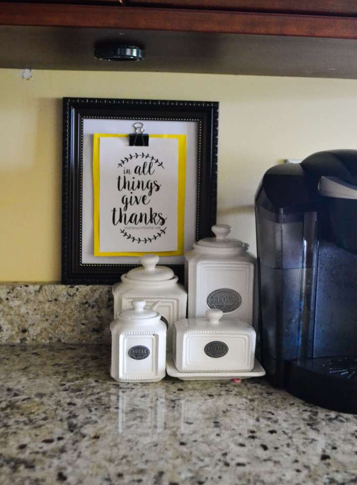 Easy Fall DIY Project