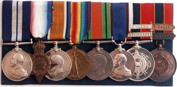 Heavy medal