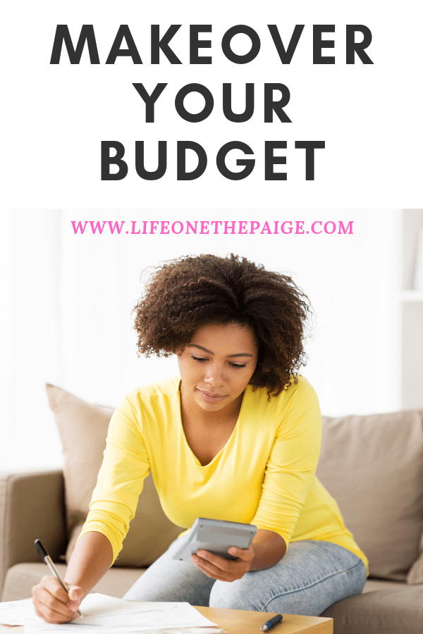 Makeover Your Budget