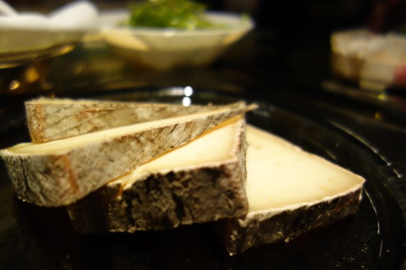 Tomme Du Savoir - Practically diet cheese
