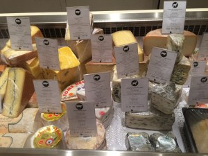 The Cheese Company's initial selection