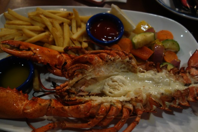 Lobster..as it should be