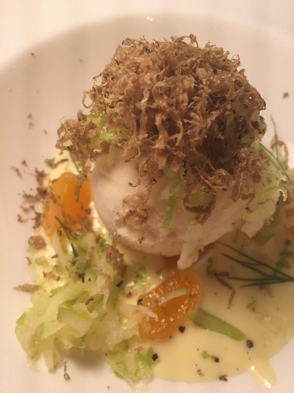 apple truffle qatar food blog