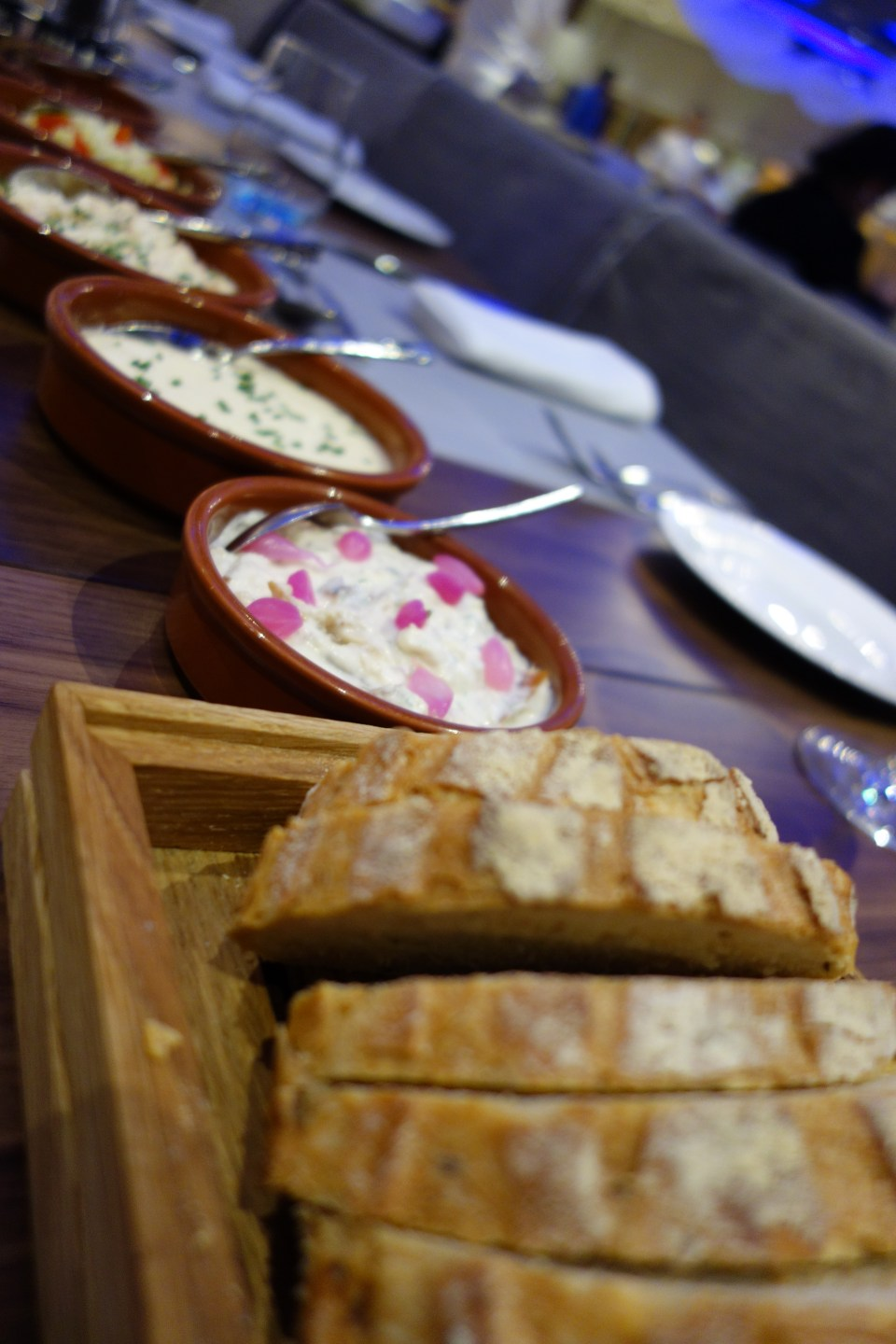 dips greek food doha food blog