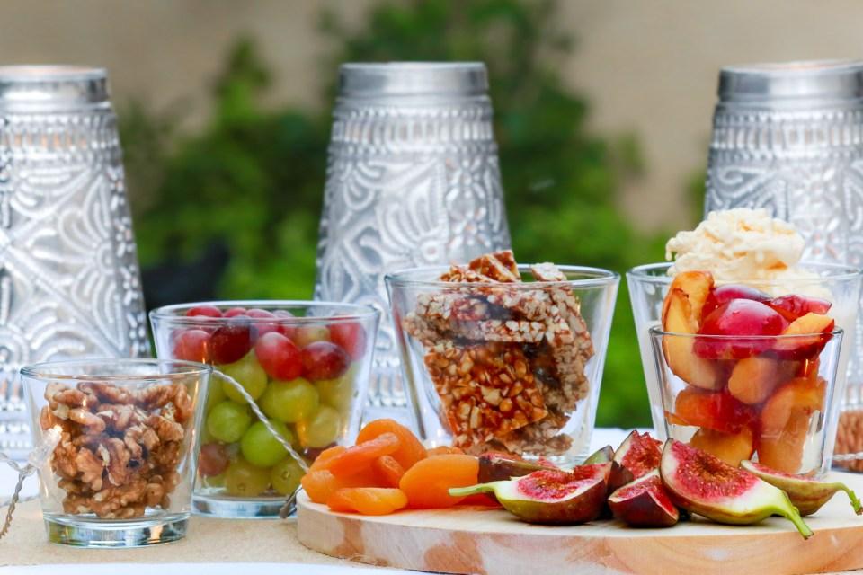 dessert qatar food blog