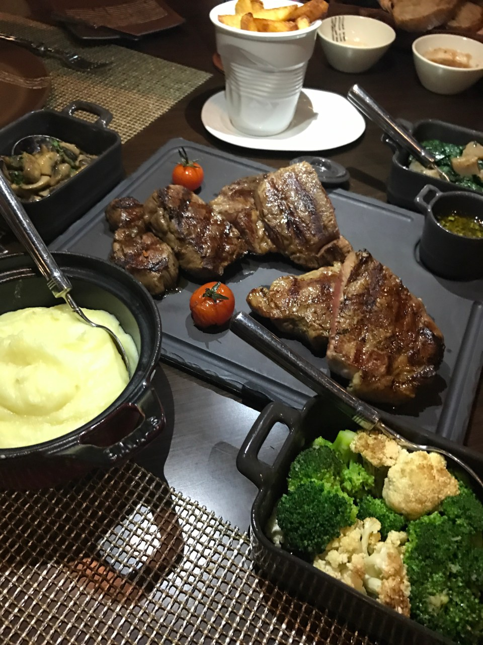 Fuego steak house Doha