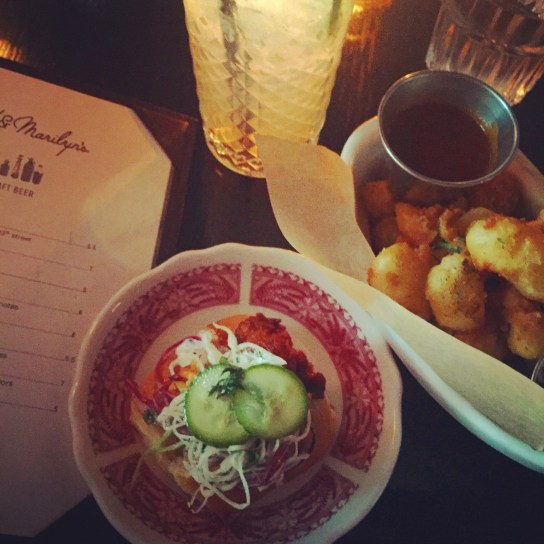 Bud & Marilyns in Philadelphia (booked on OpenTable)