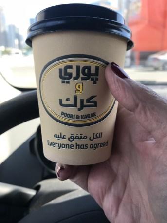 Carpark refreshments