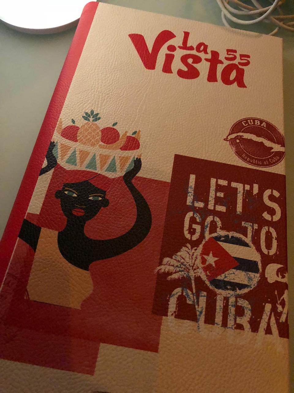 La Vista 55 happy hours in Doha