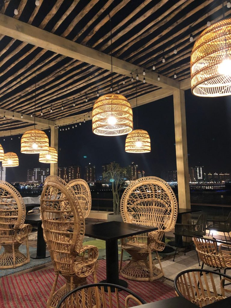 Boho Social - 7 places to dine outside in Doha this winter