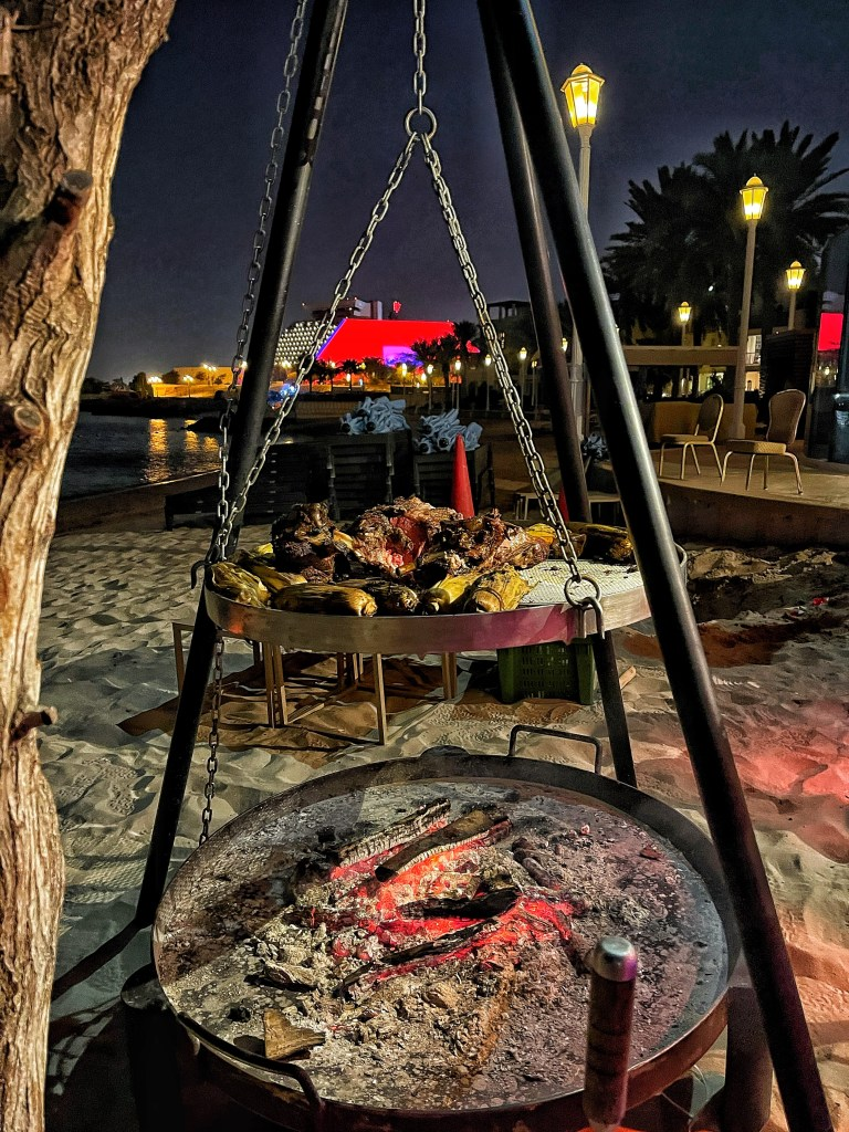 Where to eat and drink in  doha this March - Barefoor Thursdays at Four Seasons Doha