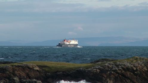 Into the Passage of Tiree