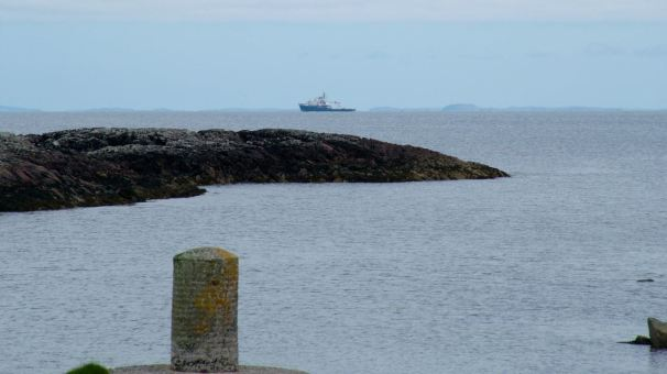 From Scarinish Old Harbour