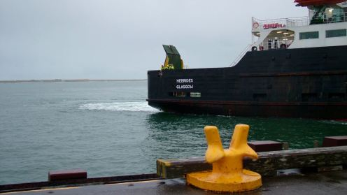 Stern Thrusters Employed