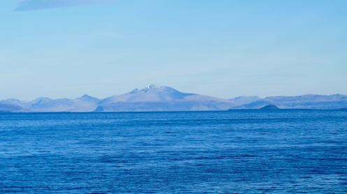 Looking to Ben More on Mull