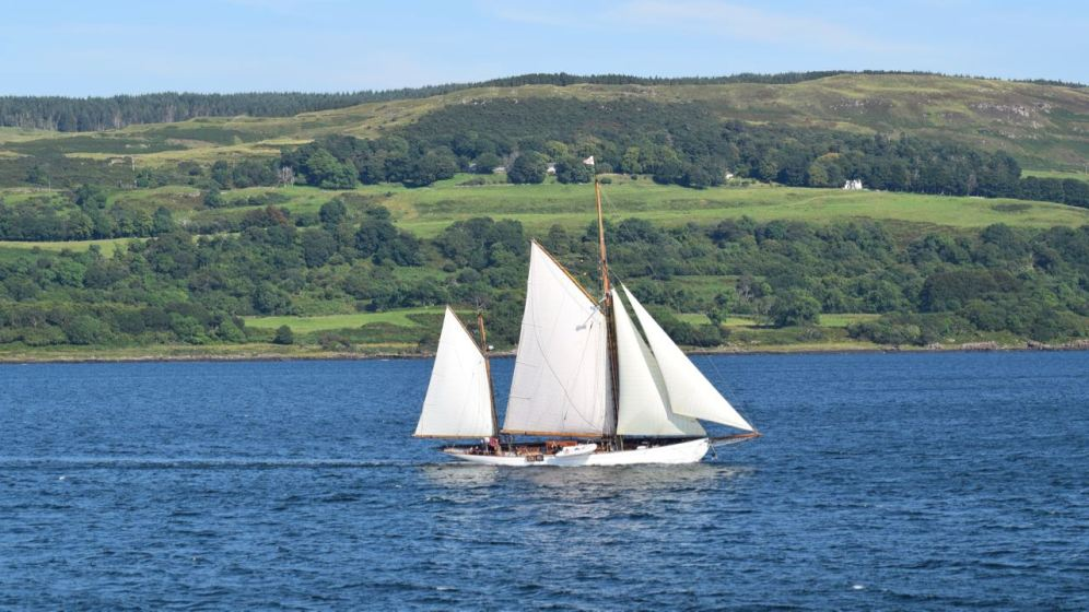 In the Sound of Mull