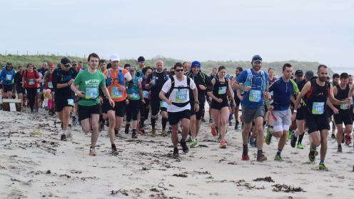 250 runners approx