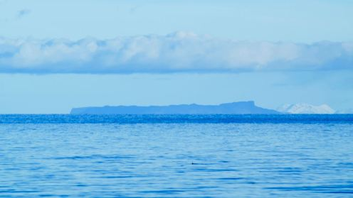 Isle of Eigg from Balephetrish Bay