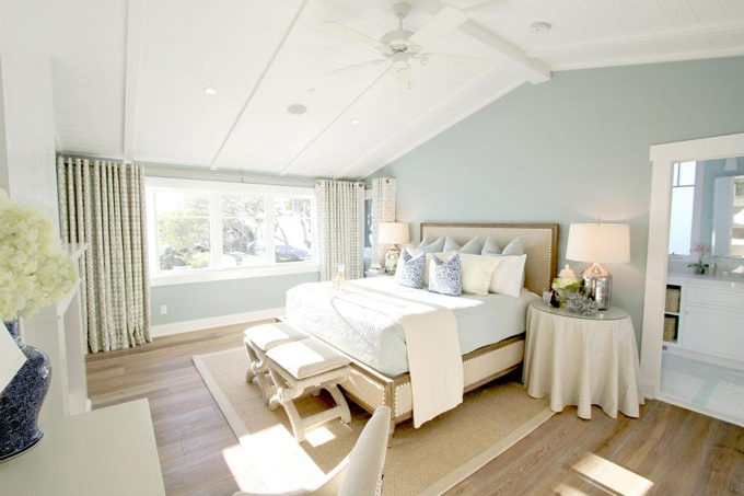 Light Blue And Gray Color Schemes Inspiration For Our Master Bedroom Life On Virginia Street
