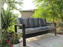 Diy Outdoor Couch - Life Virginia Street