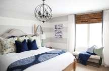 Serene Blue Guest Bedroom Makeover Reveal - Life