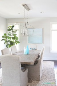 Dining Room Roman Shades and Other Updates - Life On ...