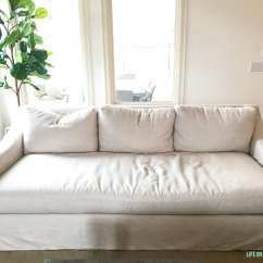 Crate And Barrel Lounge Sofa Pilling Rent My London Pottery Barn York Review Life On Virginia Street Save