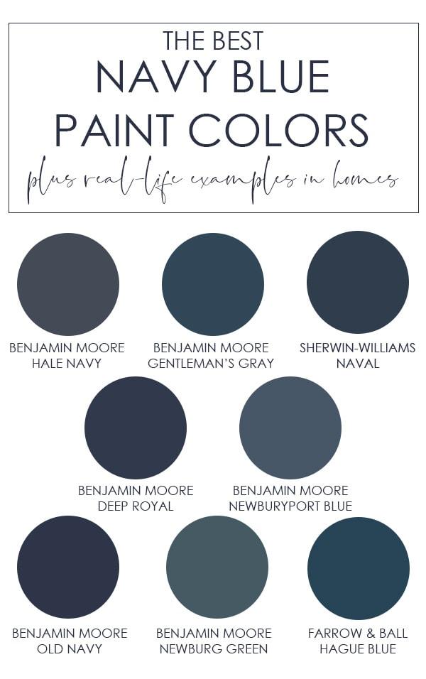 the best navy blue