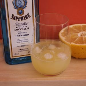 when life gives you grapefruit, gin