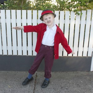 2016 book week costumes Australia Mr McGee