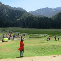 Find your happy place in the mini Switzerland of India - Khajjiar