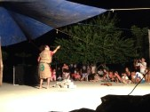 Theatre performance