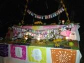 Community Altar celebrating diversity