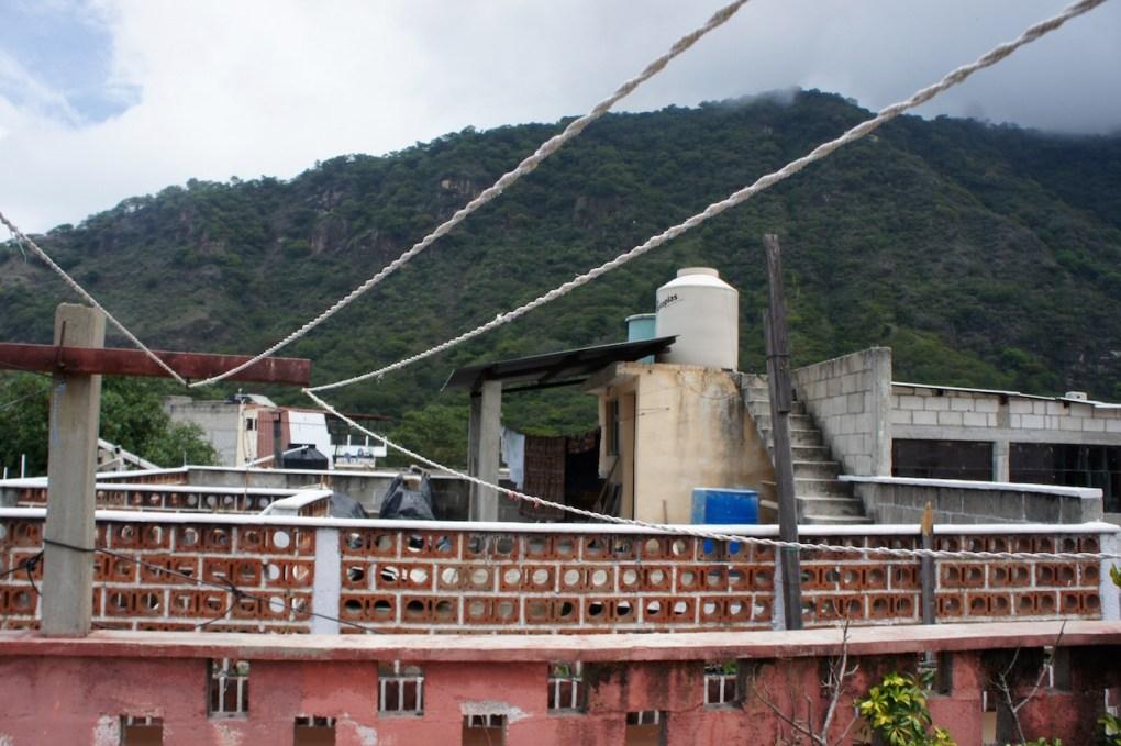 Traveling in Panajachel, Guatemala