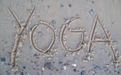 Yoga- sand