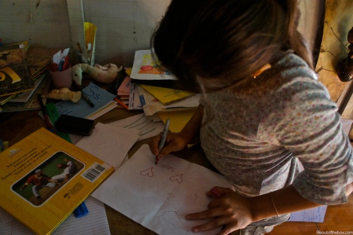 Life Out of the Box at the Peace Project in Nicaragua