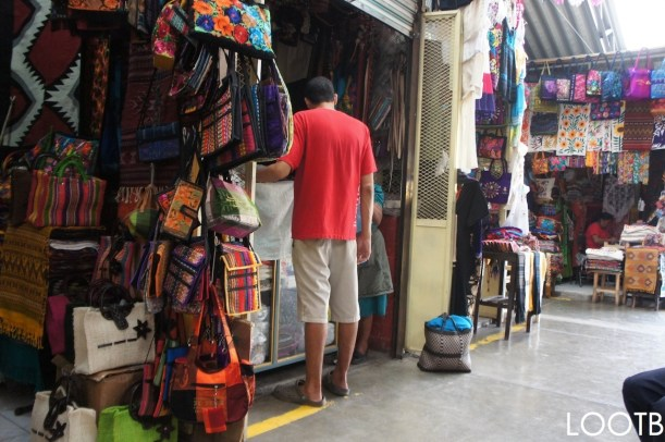 Life Out of the Box learning from the massive local market in Oaxaca, Mexico. LOOTB.