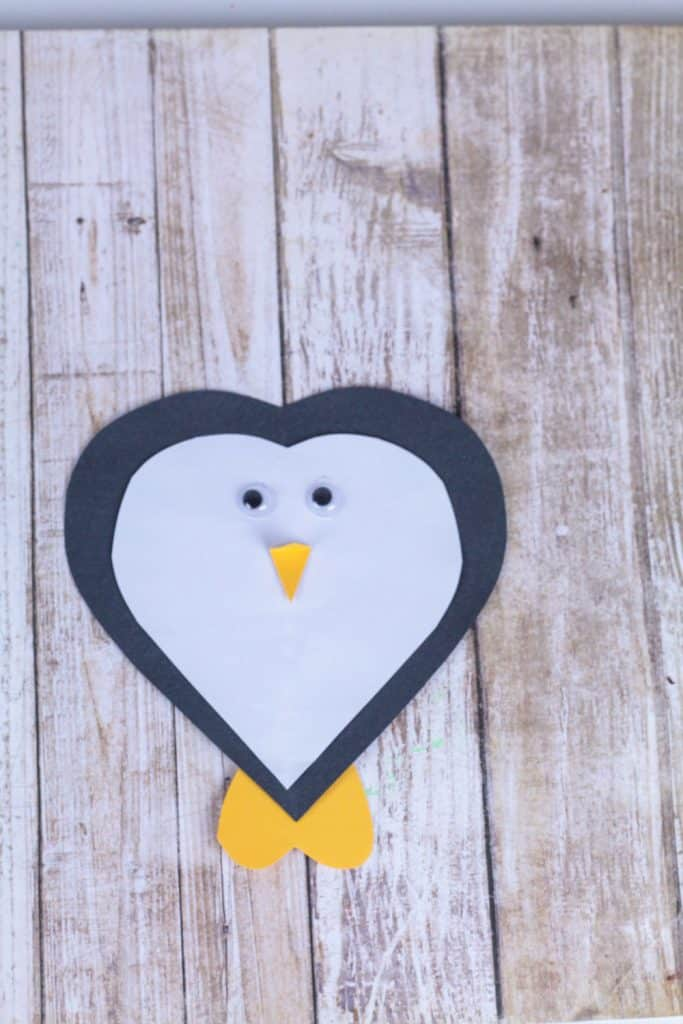 penguin crafts pinterest