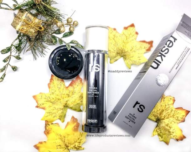 Reskin Solution Hydra Facial Softener whitening Effect oil water balance moisture supply korean beauty dark uneven pigment lightener dark spots review