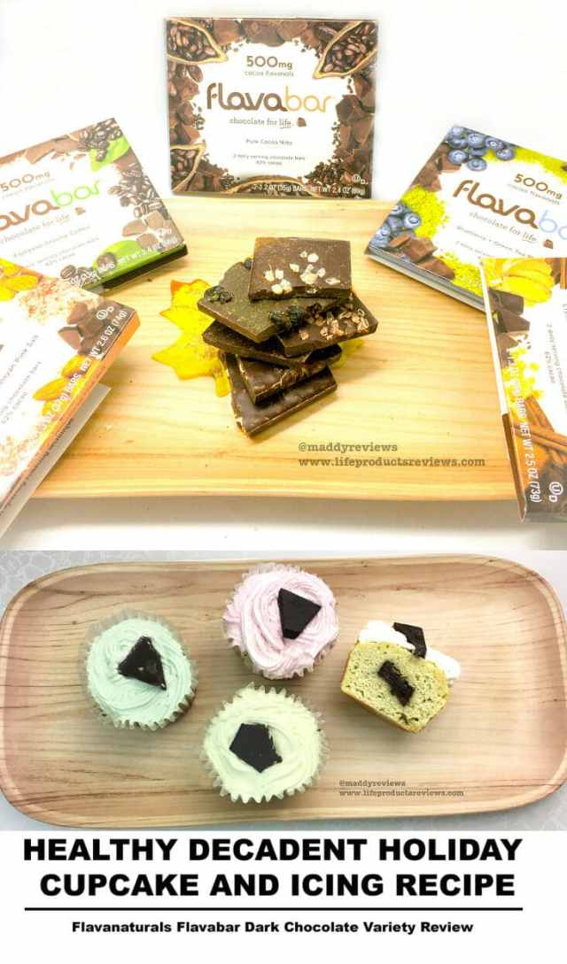 flavanaturals-flavabar-flavoids-nutrition-chocolate-bar-cupcakes-holiday-treat