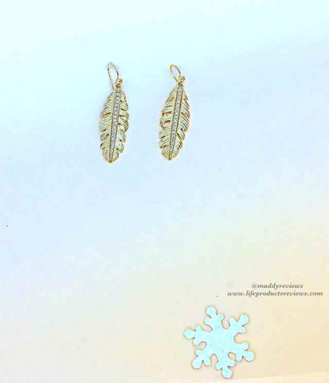 Feather-14kt-Gold-earrings