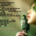 Life quotes girls birds quotes life magazine wallpaper