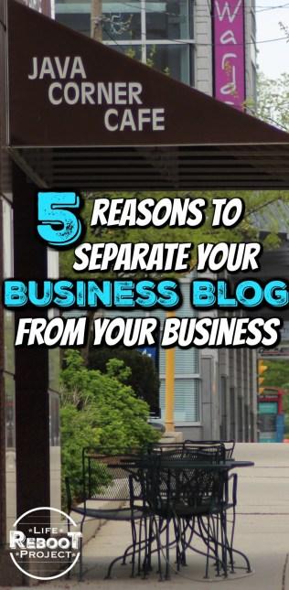 Blogging cover image