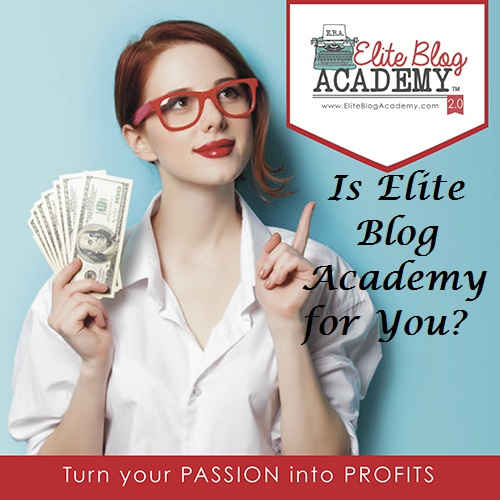 Elite Bog Academy- woman with glasses